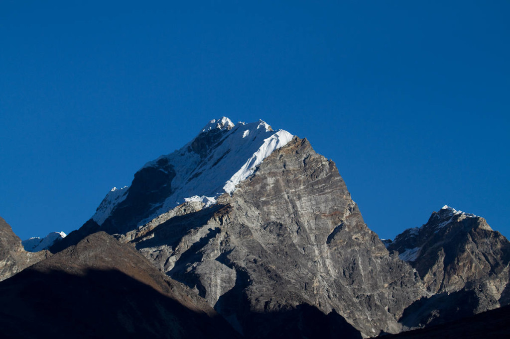 Lobuche. Photo by Didrik Johnck