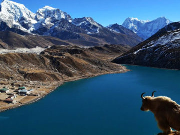 Arun Valley Gokyo valley trek